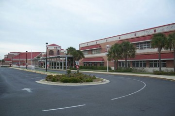 Seabreeze High School is among the note most notable institutions in Volusia County, where school administrators are now auditing K12 teacher records. (Photo: Wikimedia Commons.)