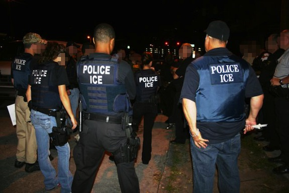 The U.S. is spending more on immigration enforcement than all other federal crimes put together. (Photo via ice.gov)