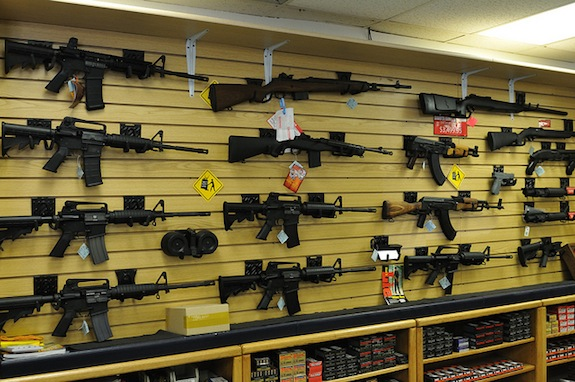 Florida gave tax breaks to a gun manufacturer under scrutiny. (Photo via Mike Saechang)