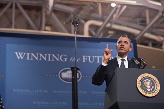 President Obama eases immigration laws for undocumented folks with family in the U.S. (Photo via pennstatelive/ Flickr)