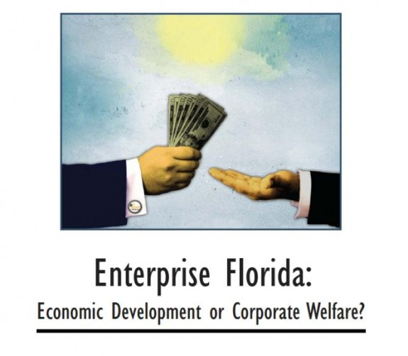 Integrity Florida works with Koch brothers group to go after Florida's economic incentives. (Photo via Integrity Florida)