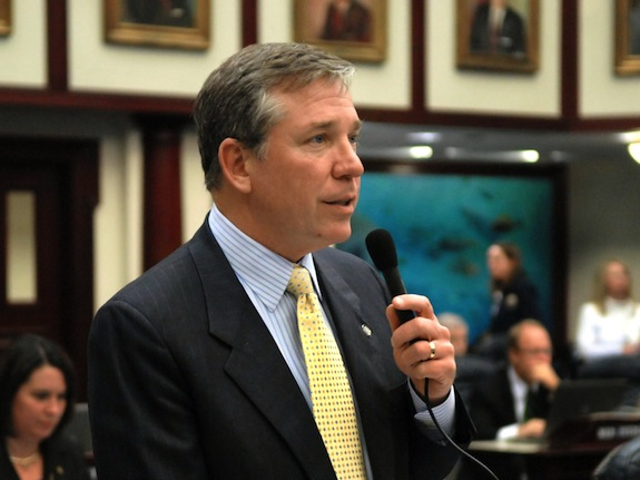 State Rep. Stephen Precourt wants to end local living wage ordinance. (Photo from MyFloridaHouse.gov)