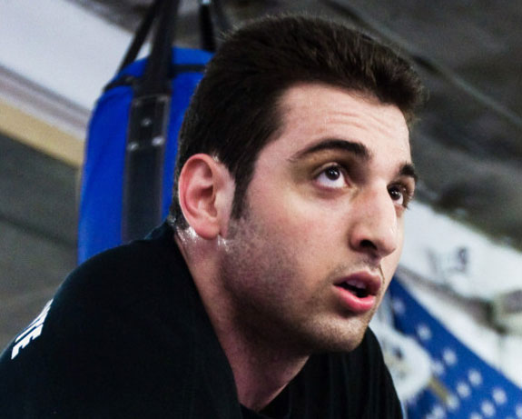 The FBI first investigated Boston Marathon bomber Tamerlan Tsarnaev more than two years ago. (Photo by Johannes Hirn.)