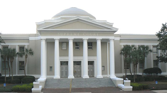 The Supreme Court of Florida. (Photo: Wikimedia Commons.)