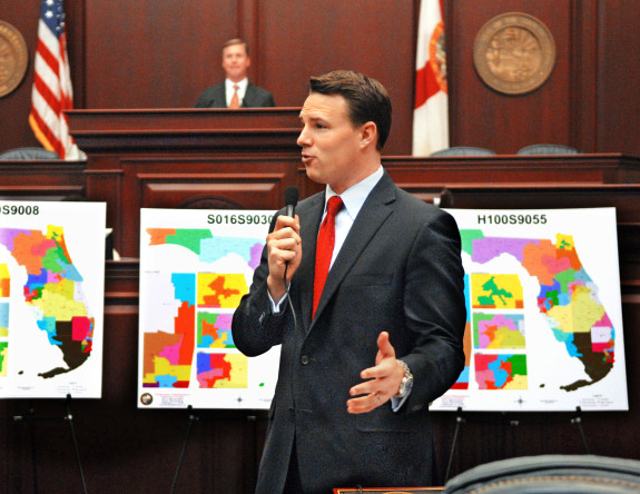 A circuit court judge invalidated the Florida Legislature's congressional maps.(Photo via Myfloridahouse.gov)