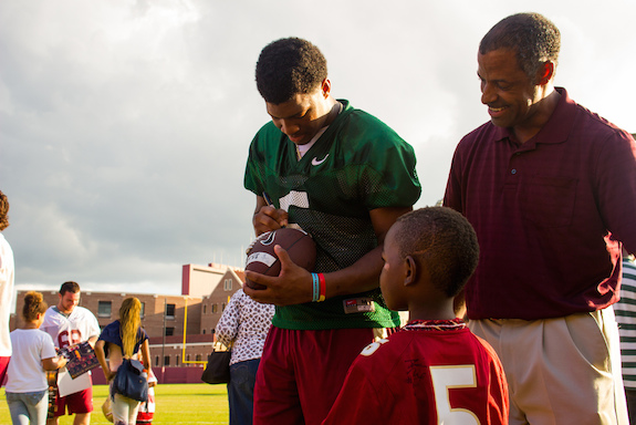 The New York Times reports officials improperly investigated rape allegations against FSU's quarterback. (Photo via Second Judicial Circuit Guardian ad Litem Program)