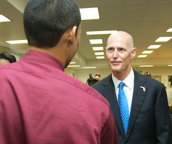The U.S. Supreme Court refuses to hear Florida's drug testing appeal. (Photo via FLGov.com)