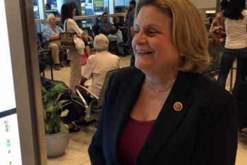 Congresswoman Ileana Ros-Lehtinen praised the U.S. Supreme Court ruling that legalizes gay marriage. Photo courtesy of Ros-Lehtinen's press office.