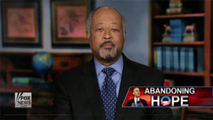 Harry C. Alford of the National Black Chamber of Commerce appears regularly as a commentator on Fox News.
